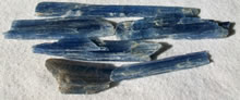 Kyanite - click to enlarge