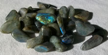 Labradorite - click to enlarge
