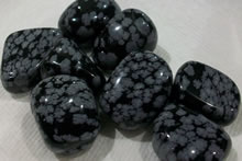 Snowflake Obsidian - click to enlarge