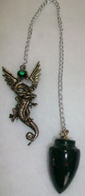 Green Dragon Pendulum
