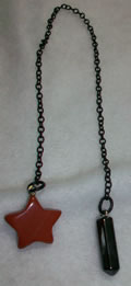 Red Star Pendulum
