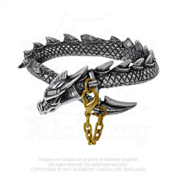 Dragon's Lure bangle