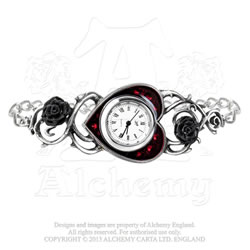 AW22 Bed of Blood Roses watch