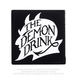 Demon Drink Coaster