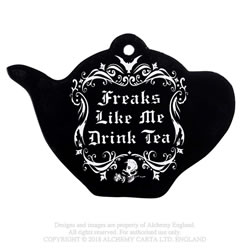 Freaks Like Me Trivet