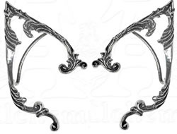 E390 - Arboreus Earwraps - both ears