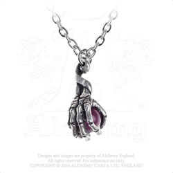 P776 - Clutching Life Pendant