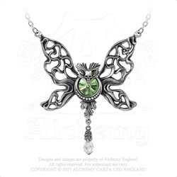 P794 - Le Phantom Vert Necklace