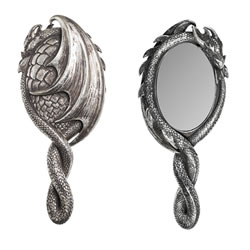 Dragon's Hand Mirror