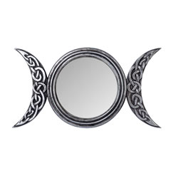Triple Moon Mirror